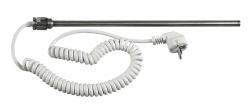SAPHO - Elektrická topná tyč bez termostatu, 600 W (7586)