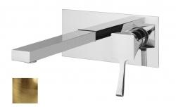 Effepi - CHIC podomítková umyvadlová baterie, bronz (42034-06)