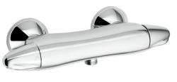 FLO nástěnná sprchová baterie, chrom (7151) - Effepi