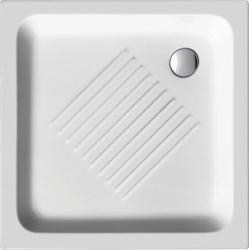 Keramická sprchová vanička, čtverec 90x90x12cm (439011) - GSI
