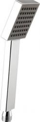 Ruční sprcha, 245mm, hranatá, ABS/chrom (1204-09) - SAPHO