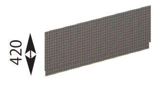 CARMEN TIFA panel čelní (29909)