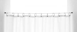 RIDDER - Ocelové lanko pro sprchový závěs, max.200cm (9620)