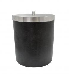 RIDDER - STONE odpadkový koš, černá (22010810)