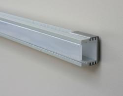 Sapho Led - LED U profil 16x12mm, eloxovaný hliník, 1m (KL1718-1), fotografie 2/5