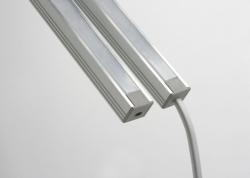 Sapho Led - LED U profil 16x12mm, eloxovaný hliník, 1m (KL1718-1), fotografie 4/5