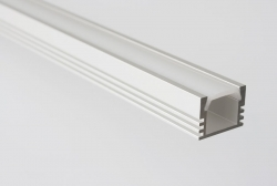 Sapho Led - LED U profil 16x12mm, eloxovaný hliník, 1m (KL1718-1), fotografie 6/5