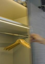Sapho Led - LED zápustný profil 22x6mm, eloxovaný hliník, 1m (KL3775-1), fotografie 2/5
