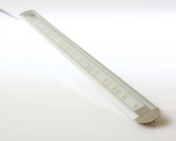Sapho Led - LED zápustný profil 22x6mm, eloxovaný hliník, 1m (KL3775-1), fotografie 6/5