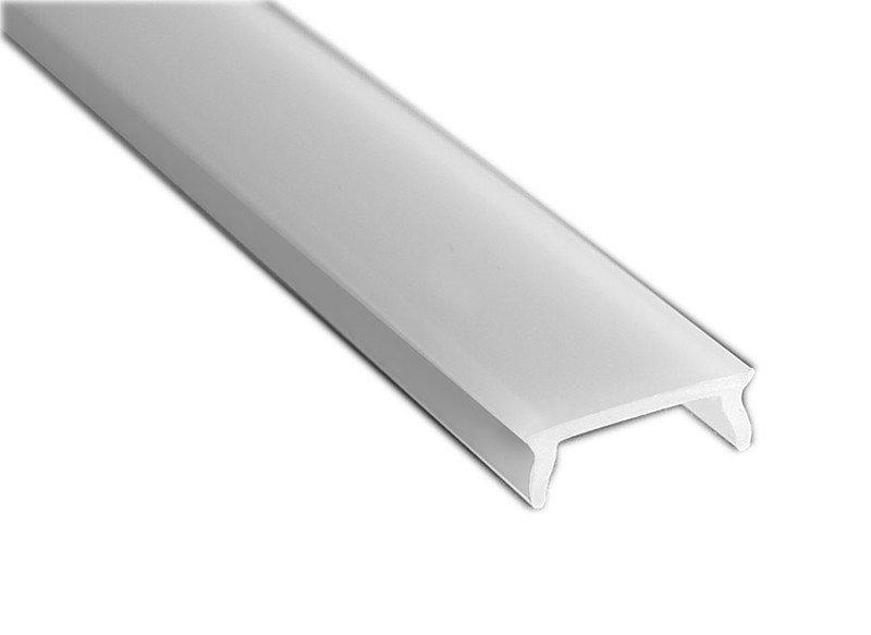 Mléčný kryt LED profilu KL4369, 1m (KL00155-1)