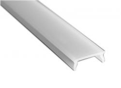 SAPHO - Mléčný kryt LED profilu KL4369, 1m (KL00155-1)