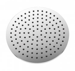SAPHO - Hlavová sprcha kruh průměr 200 mm, ABS/chrom (SK188)