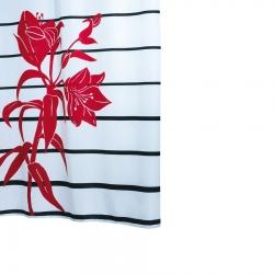 RIDDER - HOKKAIDO sprchový závěs 180x200cm, polyester (47926)