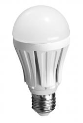 Sapho Led - LED žárovka 12W, E27, 230V, teplá bílá,1020lm, stmívací funkce (LDB165)