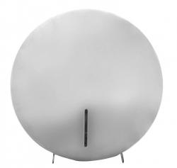 SAPHO - Zásobník na toaletní papír do průměru 24cm, nerez mat (DR249)