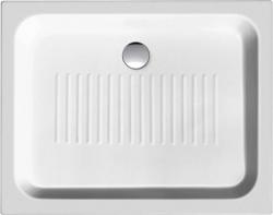 GSI - Keramická sprchová vanička, obdélník 90x72x11cm (259011)