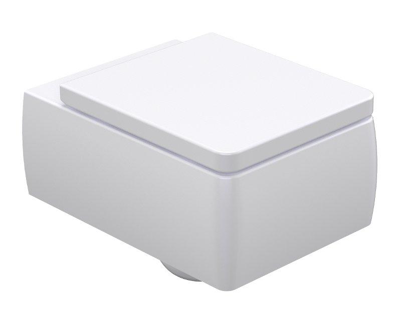 KERASAN EGO WC závěsné 36x35x50cm 321501