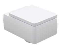 KERASAN - EGO WC závěsné 36x35x50cm (321501)