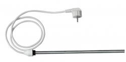AQUALINE - Elektrická topná tyč bez termostatu, rovný kabel, 400 W (LT90400)