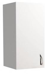 AQUALINE - EKOSET skříňka horní 30x60x30cm, bílá (57600)