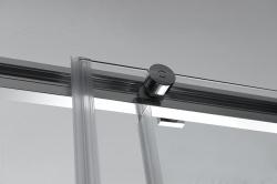 POLYSAN - ALTIS LINE čtvercová sprchová zástěna 900x900mm, čiré sklo (AL1615), fotografie 2/3