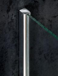 POLYSAN - VITRA LINE zástěna, čtverec s rohovým vstupem 800x800mm, čiré sklo (BN1515), fotografie 8/8