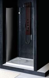 POLYSAN - VITRA LINE sprchové dveře 1100mm, levé, čiré sklo (BN3915L), fotografie 6/4