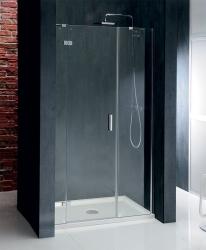 POLYSAN - VITRA LINE sprchové dveře 1200mm, levé, čiré sklo (BN3015L), fotografie 2/4