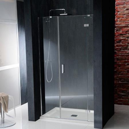 POLYSAN - VITRA LINE sprchové dveře 1600mm, pravé, čiré sklo (BN4315R)