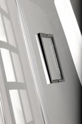 POLYSAN - VITRA LINE zástěna, obdélník 1000x900mm, levá, čiré sklo (BN8215L), fotografie 8/4