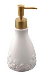 SAPHO - ROMANTIC dávkovač mýdla, keramika (90940)
