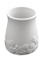 SAPHO - ROMANTIC sklenka na postavení, keramika (90942)
