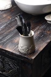 SAPHO - ROMANTIC sklenka na postavení, keramika (90942), fotografie 2/2