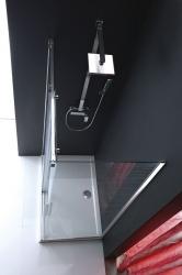 POLYSAN - ALTIS LINE sprchové dveře 1200mm, čiré sklo (AL3015), fotografie 8/5