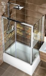 POLYSAN - DEEP boční stěna 900x1500 cm, čiré sklo (MD3315), fotografie 2/6