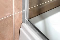 POLYSAN - DEEP boční stěna 900x1500 cm, čiré sklo (MD3315), fotografie 4/6