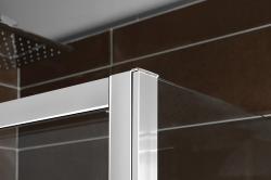 POLYSAN - DEEP boční stěna 900x1500 cm, čiré sklo (MD3315), fotografie 10/6