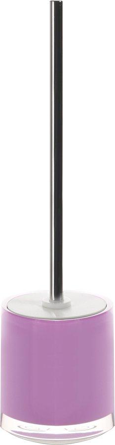 VEGA WC štětka na postavení, lila (VG3379)