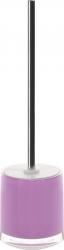 Gedy - VEGA WC štětka na postavení, lila (VG3379)