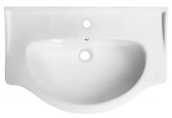 SAPHO - GALA keramické umyvadlo 75x50cm, nábytkové (16075), fotografie 2/1