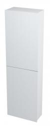 SAPHO - JULIE skříňka vysoká 40x140x20cm, bílá (59028LP)