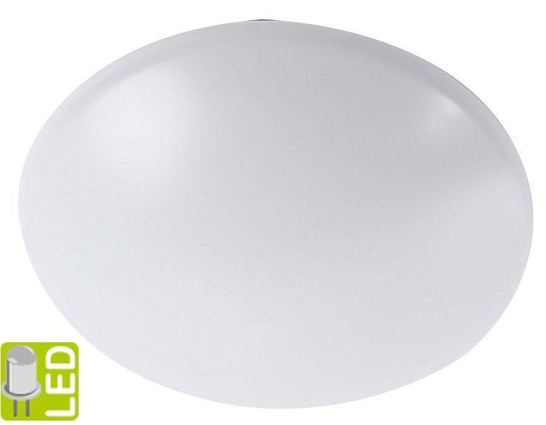 MORAVA stropní LED svítidlo 18W, 230V, bílá (AU456)