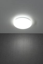 SAPHO - MORAVA stropní LED svítidlo 18W, 230V, bílá (AU456), fotografie 2/2