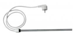 AQUALINE - Elektrická topná tyč bez termostatu, rovný kabel, 700 W (LT90701)