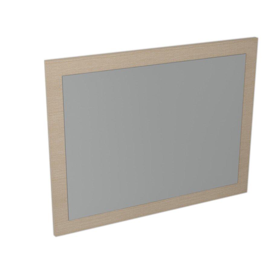 LARGO zrcadlo v rámu 700x900x28mm, dub benátský (LA714)