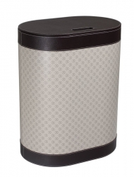 SAPHO - ICON koš na prádlo 48x61x32cm, hnědá (2465DB)