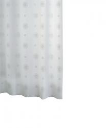 RIDDER - COSMOS sprchový závěs 180x200cm, polyester (47337)