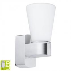 CAILIN nástěnné svítidlo G9-LED,1x2,5W, 230V, IP44, chrom (94988) - SAPHO