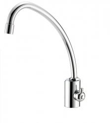 Reitano Rubinetteria - Ventil na filtrovanou vodu, výška 250 mm, chrom (1900A)