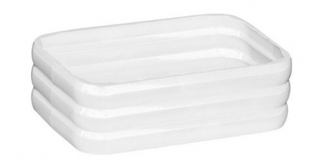 AQUALINE - GLADY mýdlenka na postavení, bílá (GL1102)